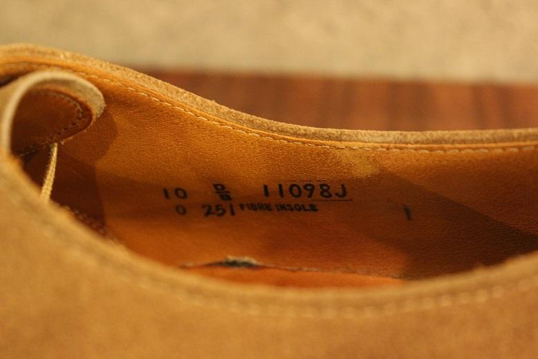 """夏に使える \""""Used Dress Shoes\"""" ご紹介_f0191324_10424996.jpg"""