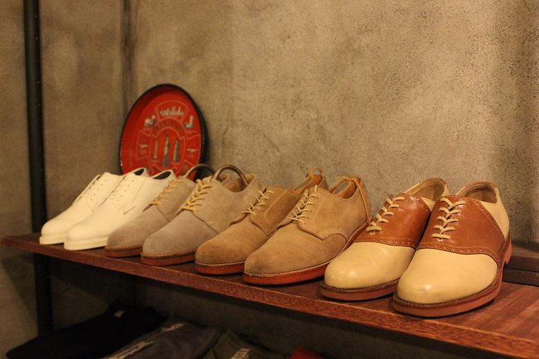 """夏に使える \""""Used Dress Shoes\"""" ご紹介_f0191324_10452871.jpg"""