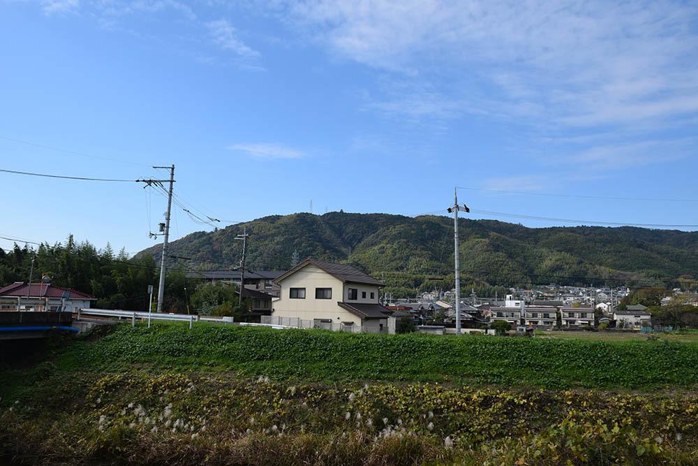 山崎合戦のまちを歩く。 その10 「山崎合戦古戦場碑」_e0158128_18030565.jpg