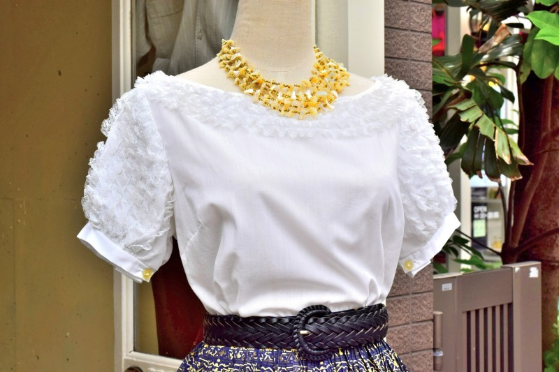 VINTAGE BLOUSE COLLECTION_e0148852_12443188.jpg