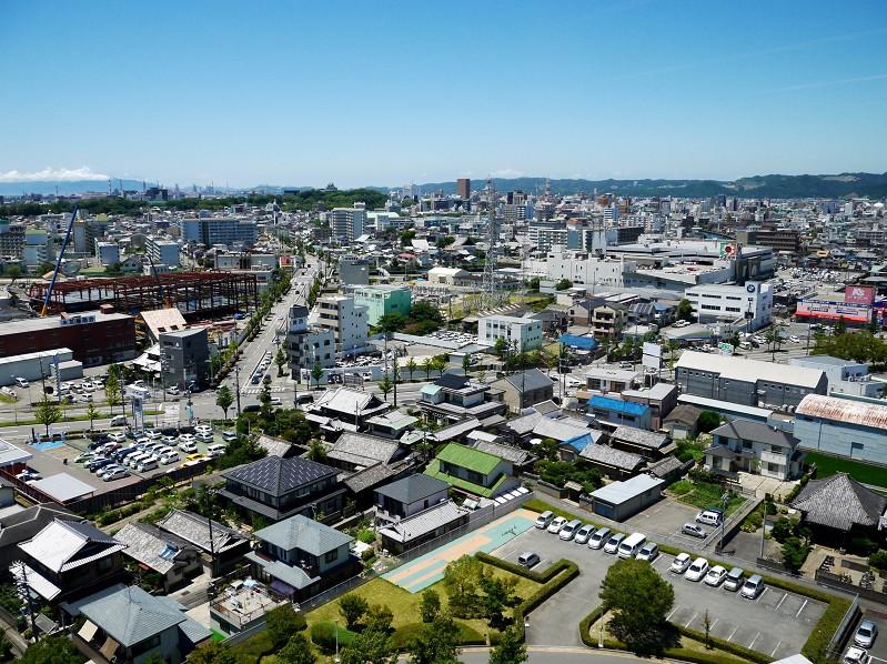 県民交流プラザ・和歌山ビッグ愛からの風景_b0093754_22415076.jpg