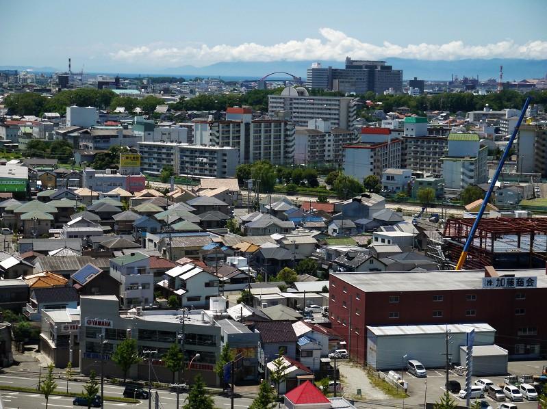 県民交流プラザ・和歌山ビッグ愛からの風景_b0093754_22421153.jpg