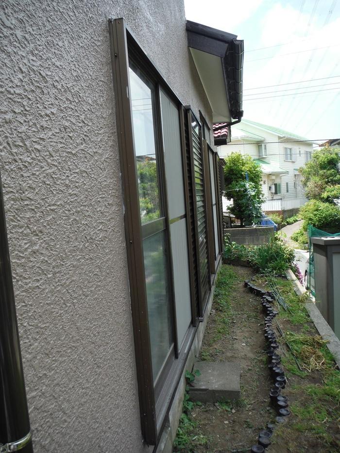瓦屋根葺き替えと外壁塗り替え ~ 工事終了となりました。_d0165368_512062.jpg