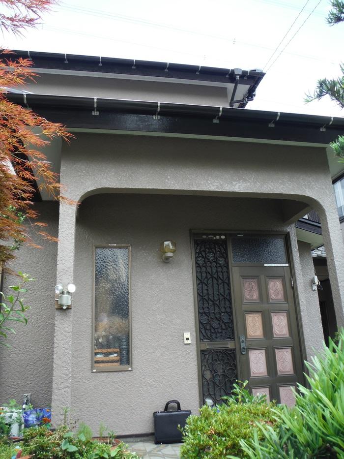 瓦屋根葺き替えと外壁塗り替え ~ 工事終了となりました。_d0165368_515760.jpg