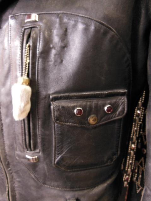 Spots custom work for Hercules horsehide jacket_c0187684_1833481.jpg