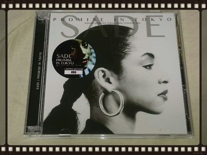 SADE / PROMISE IN TOKYO_b0042308_15461400.jpg