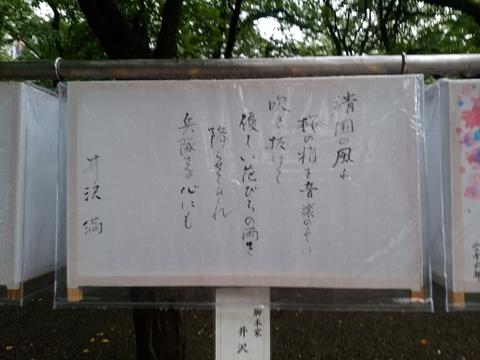 靖国神社「みたままつり」:懸雪洞_f0205317_1184599.jpg