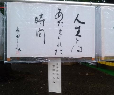 靖国神社「みたままつり」:懸雪洞_f0205317_1201887.jpg
