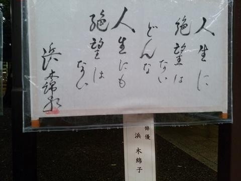 靖国神社「みたままつり」:懸雪洞_f0205317_123759.jpg