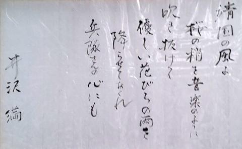靖国神社「みたままつり」:懸雪洞_f0205317_151470.jpg