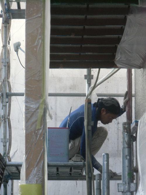 U様邸(佐伯区杉並台)外壁塗装・その他工事_d0125228_7482622.jpg