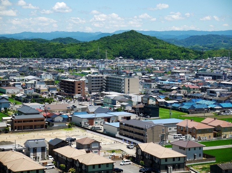 県民交流プラザ・和歌山ビッグ愛からの風景_b0093754_22373176.jpg