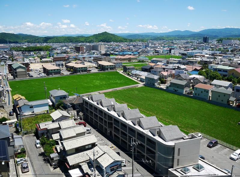 県民交流プラザ・和歌山ビッグ愛からの風景_b0093754_22393495.jpg