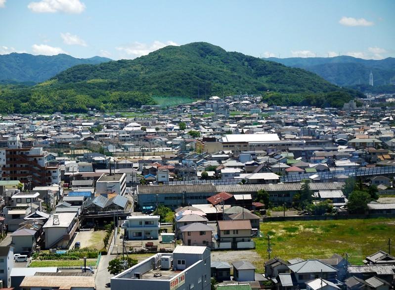 県民交流プラザ・和歌山ビッグ愛からの風景_b0093754_22394974.jpg