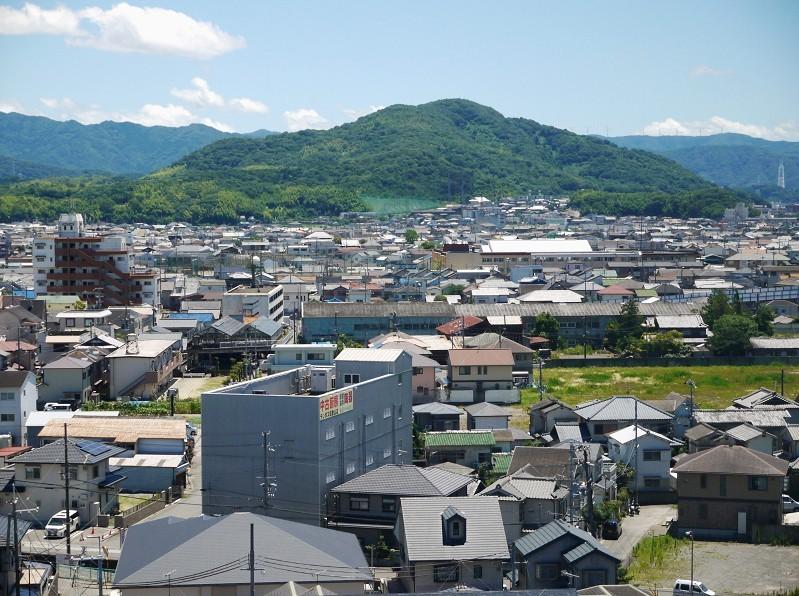県民交流プラザ・和歌山ビッグ愛からの風景_b0093754_2240340.jpg