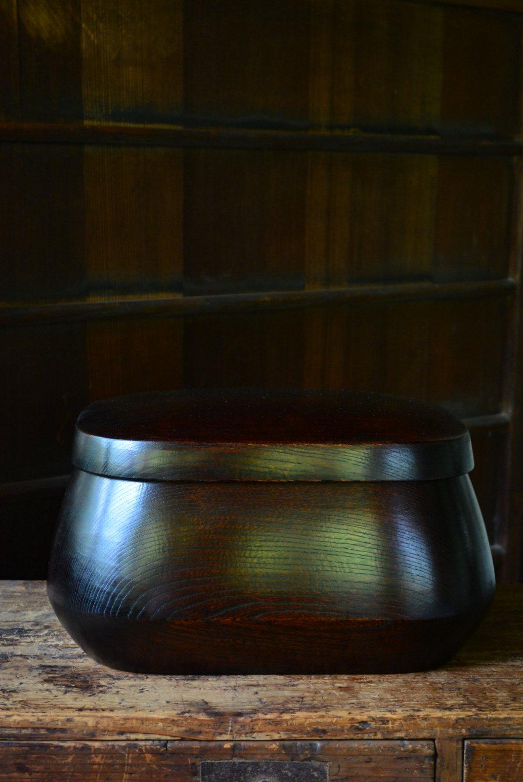 「 佃 眞吾展 我谷木工・林竜人さんを偲ぶ 」  工芸とクラフト_d0087761_17522463.jpg