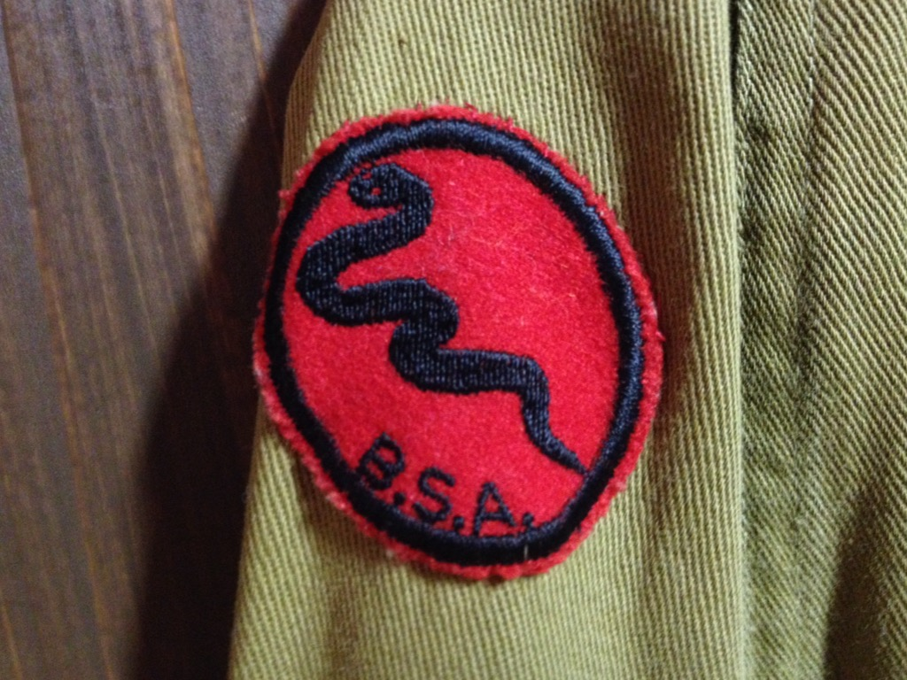 お題、Vintage BSA Shirt!!!(T.W.神戸店)_c0078587_22335793.jpg