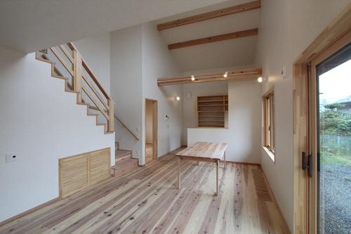 大館観音堂の家:西方設計完成検査_e0054299_1721192.jpg