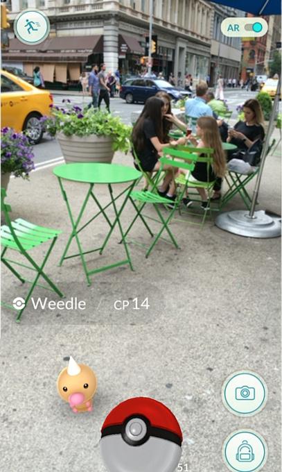 ニューヨークの街角でポケモンGoやってみました_b0007805_025767.jpg