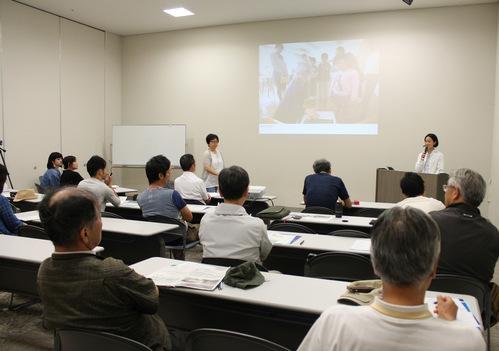 もりや市民大学講座_オープンコース「Thursday night course in MORIYA Part3」_a0216706_1429835.jpg