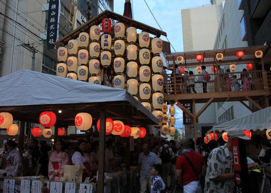 祇園祭 宵宵山_e0048413_22384911.jpg