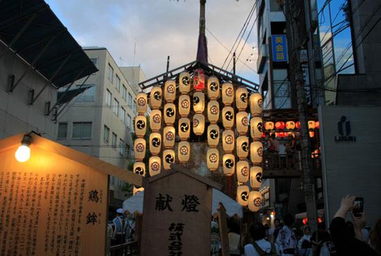 祇園祭 宵宵山_e0048413_2239011.jpg