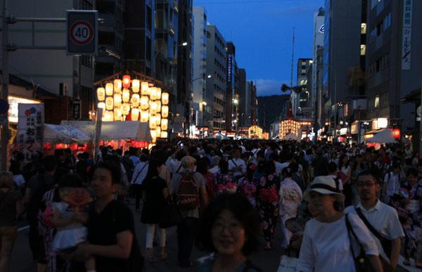 祇園祭 宵宵山_e0048413_22395195.jpg