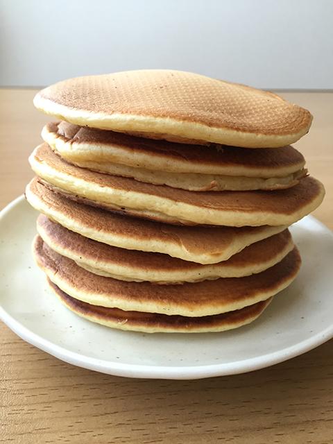パンケーキを作る の巻_c0053520_23263433.jpg