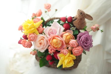 ベルメゾンで 一会デザインの花(うさぎ付)がお買い求めいただけます3_a0042928_20491119.jpg