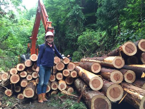 豊かな森の恩恵〜いわての山で働こう〜_b0199244_17531978.jpg
