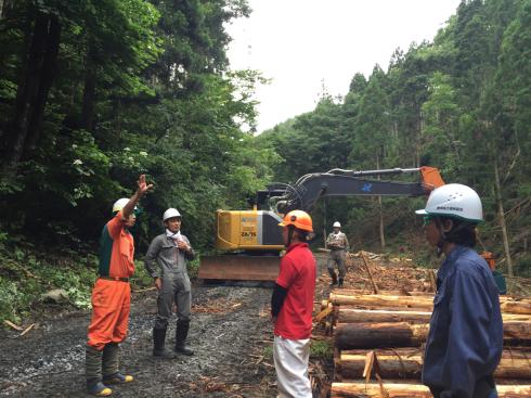 豊かな森の恩恵〜いわての山で働こう〜_b0199244_17532003.jpg