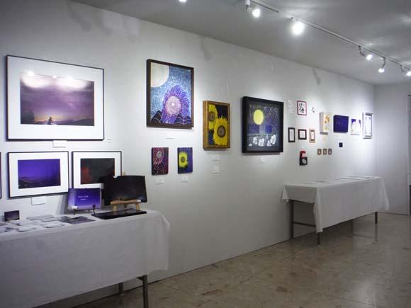 ギャラリーアートスープ企画展「夏の星まつり」PARTⅠ(The exhibition landscape PARTⅠ)_e0224057_9194565.jpg