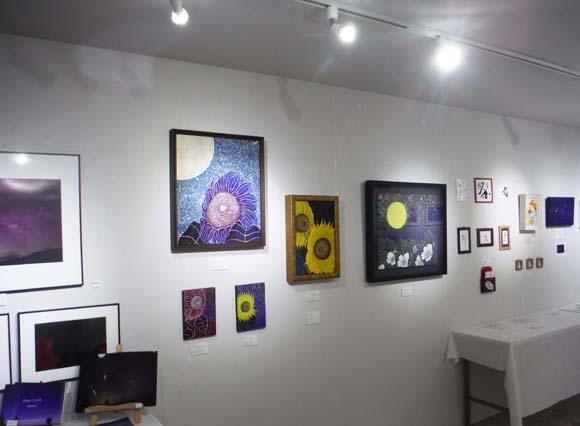 ギャラリーアートスープ企画展「夏の星まつり」PARTⅠ(The exhibition landscape PARTⅠ)_e0224057_921196.jpg