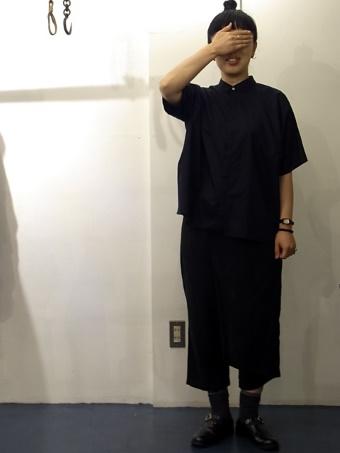 mono LABOのワイドシャツ_b0322280_1921727.jpg