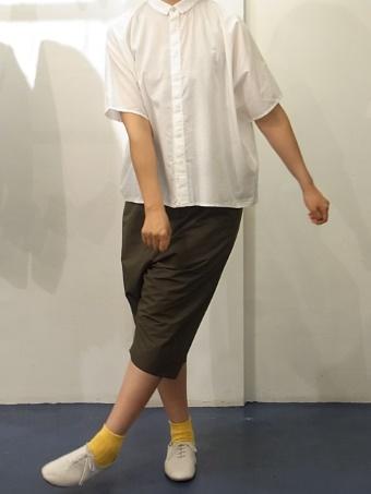 mono LABOのワイドシャツ_b0322280_19301314.jpg
