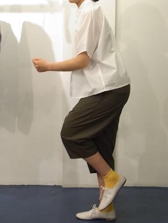 mono LABOのワイドシャツ_b0322280_19343364.jpg