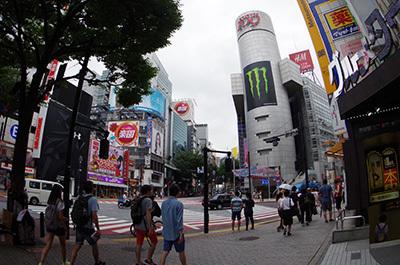 7月15日(金)今日の渋谷109前交差点_b0056983_13375316.jpg