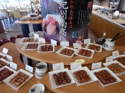 和歌山のホテルの朝食バイキング_e0077899_926543.jpg