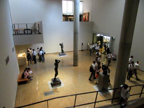 国立西洋美術館_e0048413_21104249.jpg