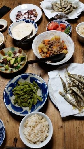 ある日の夕食_f0208315_22164201.jpg