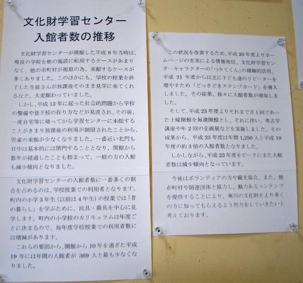 町の'小さな博物館'のあゆみ 寒川町文化財学習センター_d0240916_16531983.jpg