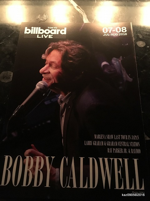 ボビー・コールドウェル billboa...