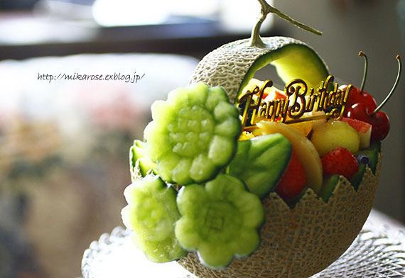 メロン祭り!_a0264538_20021736.jpg