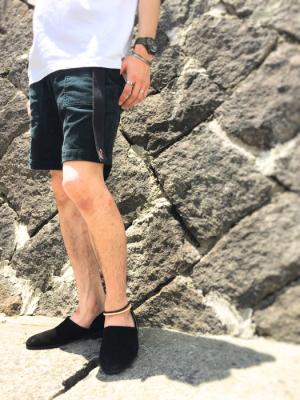 """Put on """"WYTHE"""" Short Pants ①_d0227059_18273984.jpg"""