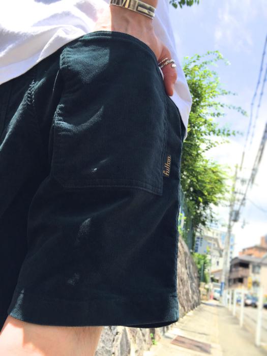 """Put on """"WYTHE"""" Short Pants ①_d0227059_18274035.jpg"""