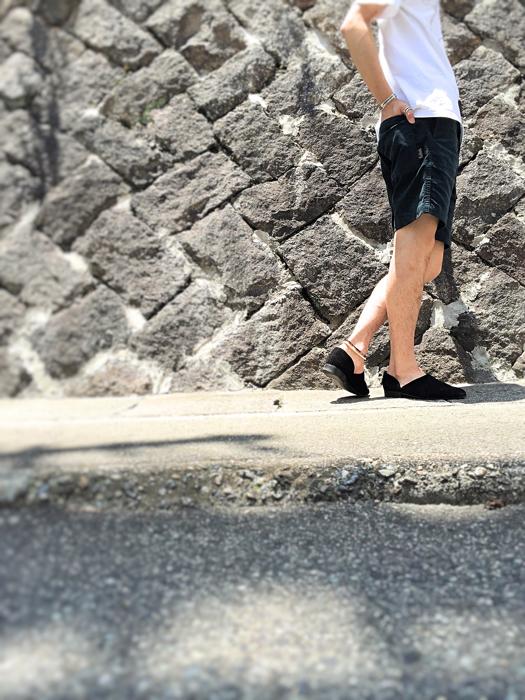 """Put on """"WYTHE"""" Short Pants ①_d0227059_18274081.jpg"""