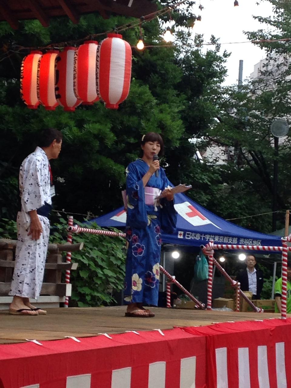 「姉さんと盆踊り」_a0075684_04189.jpg