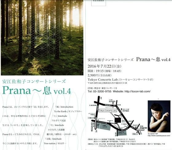 安江佐和子プロデュース Prana〜息_d0260803_21380685.jpg