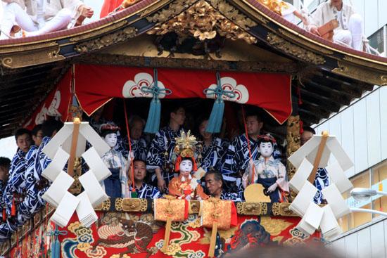 祇園祭 山鉾巡行_e0048413_1720214.jpg