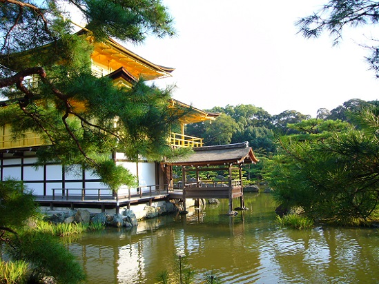 京都、金閣寺_c0192215_16114196.jpg